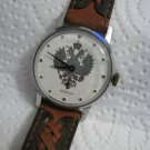 POBEDA RUSSIAN EAGLE WIND UP MENS WATCH