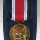 FIGHTERS AGAINST NAZIS MEDAL ISRAEL AWARD WWII 1967