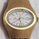 PRONTO AUTOMATIC 10MK GOLD PLATED LADIES SWISS WATCH