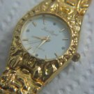 DIAMOND COLLECTION by LOUIS ROYAL GOLDEN LADIES WATCH