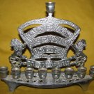 12 TRIBES OF ISRAEL with LIONS HANUKKAH LAMP MENORAH