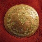 WINGED LIONS The world of Kubilai Khan *Metropolitan Museum of Art* Gold Brooch