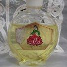 BOLERO Pierre Rochard Paris Eau de Parfum Heart Bottle ~ Rare ~ Vintage