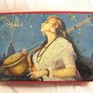 ANTIQUE PARLE'S TOFFEES LITHO TIN BOX, BOMBAY, INDIA