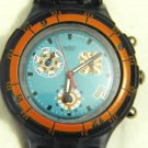 SWATCH SWISS CHRONOGRAPH GENT'S WATCH 1997