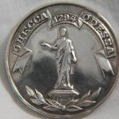 ODESSA CITY COUNCIL Duc de Richelieu ST.SILVER MEDAL UKRAINE