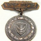 Championship of Israel Athletics medal 1967 of Sports Federation of Israel