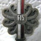 FIS NORDIC WORLD SKI CHAMPIONSHIPS 1962 ENAMEL BADGE