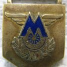 15 YEARS TO CAR COMPANY MOTOZBYT ENAMEL MEDAL POLAND