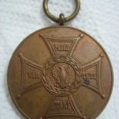 ORIGINAL POLAND WWII FIELD OF GLORY BRONZE MEDAL 1944