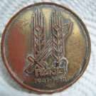 AUTHENTIC 60 JUBILEE PALMACH HAGANA MEDAL ISRAEL 1981