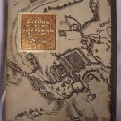 """HISTORY OF THE JEWS"" CIGARETTE STICKER ALBUM JEWISH BOOK PALESTINE ISRAEL 1939"