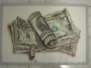 $$$ by Robin 1984 Wizards & Genius Poster #7247 Idealdecor