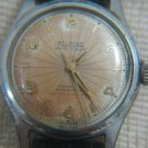 Vintage Swiss ALLAINE 17 jewels men's watch