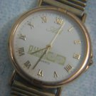 VINTAGE GOLDEN ADI 845R MEN'S QUARTZ WATCH ISRAEL