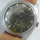 VINTAGE TECHNOS 17 JEWELS MECHANICAL MENS SWISS WATCH