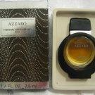 AZZARO by Azzaro Extrait Parfum / Perfume for women 1/4 fl.oz ~ Vintage ~ Boxed