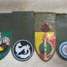 IDF ZAHAL shoulder Tag, badge Israel #6