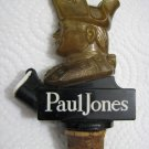 VINTAGE BOTTLE POUR SPOUT STOPPER  PAUL JONES WHISKEY