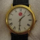 LG INTERNATIONAL CORP GENTS ROMAN NUMBERS WRIST WATCH W/BAND