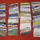 LOT #6 OF 105 VINTAGE QSL RADIO AMATEUR STATIONS CARDS VARIOUS COUNTRIES