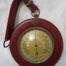 VINTAGE THERMOMETER ISRAEL EGGED CULTURE COMMITEE NORTH SCANDEX THERMOMASTER