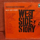 VINTAGE WEST SIDE STORY SOUND TRACK LP CBS 62058 ( OL 5670 ) GOOD CONDITION