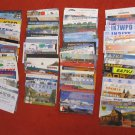LOT #5 OF 100 VINTAGE QSL RADIO AMATEUR STATIONS CARDS VARIOUS COUNTRIES