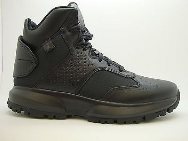 8333bf83cd18  535753-010  Mens Air Jordan 23 Degrees F Black Leather Tactical Weather  Boots