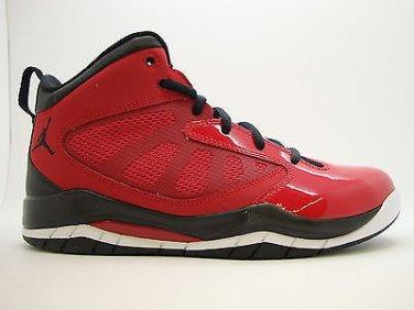 more photos 7f415 62f51  428780-601  Boys Youth Air Jordan Flight Team 11 GS Black Gym Red White  Sneaker