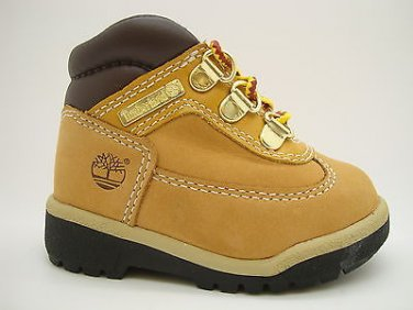 7a2e2beff1b7  15890  Toddlers Little Kids Timberland Field Boot Wheat Mac Cheese Nubuck  Boots