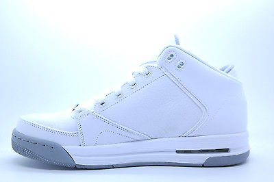 the best attitude 34193 f76db  467888-100  Mens Air Jordan As-You-Go Mid W M Silver Wolf Grey Sneakers