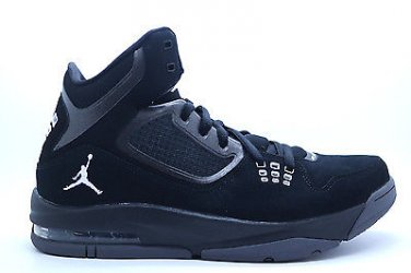 new concept 80cb7 9e1ae  512234-010  Mens Air Jordan Flight 23 RST Black White Dark Grey