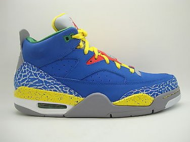 brand new 65190 8adc0 ... good 580603 433 mens air jordan son of mars low dtrt do the right thing  royal