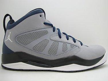 Mens Air Jordan Flight Team White Black shoes