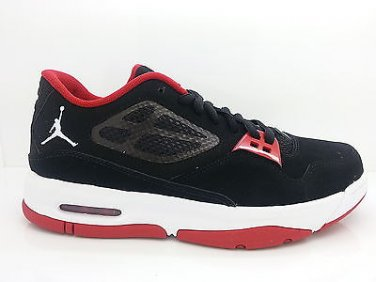 734ce1bbe5c [525512-001] Mens Air Jordan Flight 23 RST Low Black Gym Red Training  Sneakers