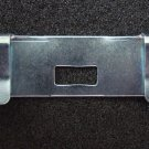 8 QTY: Vane SAVER for Vertical Blind Slats, Curved, Galvanized EASY DIY REPAIR