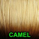 100 FEET 1.8mm Camel  LIFT CORD for Blinds , Shades, and more.