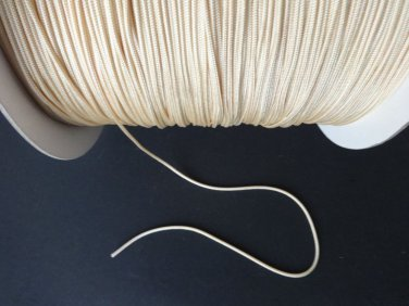 20/40 FEET:1.8mm GOLD CITRUS LIFT CORD for ROMAN/PLEATED shade &HORIZONTAL blind
