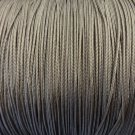 20/40 FEET:1.8mm CHAR BROWN LIFT CORD for ROMAN/PLEATED shades &HORIZONTAL blind