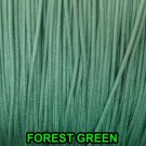 30/60 FEET :1.8mm Forest Green  LIFT CORD for ROMAN/PLEATED Shades &  Blinds