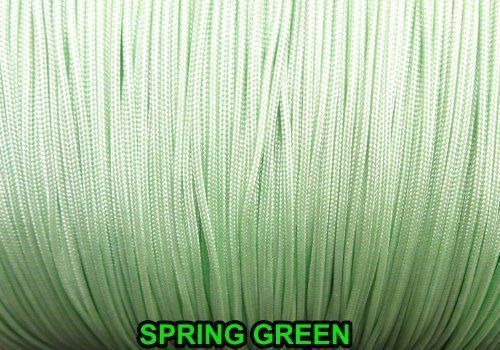 10 YARDS : 1.8 mm Spring Green Professional Grade Nylon Braided Lift Cord for...