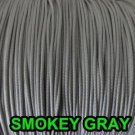 100 YARDS: 1.8mm Professional Lift Cord for Blinds and Shades: SMOKEY GRAY OR...