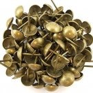C.S. Osborne Natural French Nail Tacks Antique Brass 100pk [Office Product]