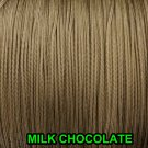 40 FEET:1.8mm MILK CHOCOLATE LIFT CORD for ROMAN/PLEATED shades & blinds