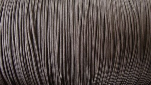 20 FEET:1.8mm CHOCOLATE LIFT CORD for ROMAN/PLEATED shades & HORIZONTAL blind