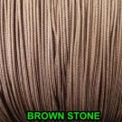 100 Yards :1.8mm BROWNSTONE LIFT CORD for ROMAN/PLEATED shades &HORIZONTAL blind