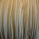 20 FEET:1.4mm ALABASTER LIFT CORD for ROMAN/PLEATED shades & HORIZONTAL blind