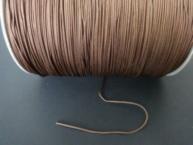 60 FEET :1.8mm BROWNSTONE  LIFT CORD for Blinds, Roman Shades and More