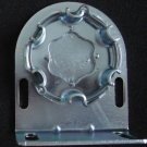 SOMFY LT50 Universal Motor Bracket (MPN #9410651) ZINC for Somfy Motors (1)